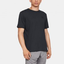 Koszulka UA Sportstyle Left Chest SS 1326799 001